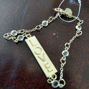 NWT love bracelet
